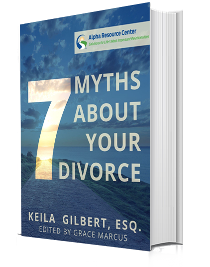 Free ebook: 7 Myths About Your Divroce by Keila Gilbert