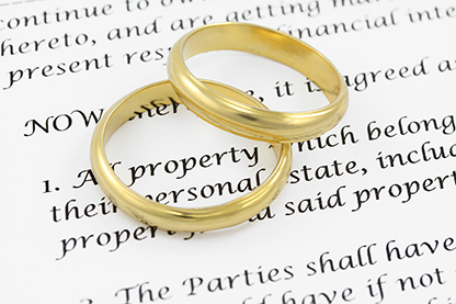What's Really in Your Marriage Contract?