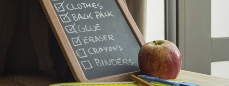Back to School Sanity Check for Parents