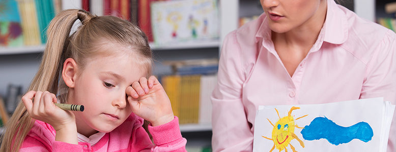 Finding The Right Therapist for Your Child